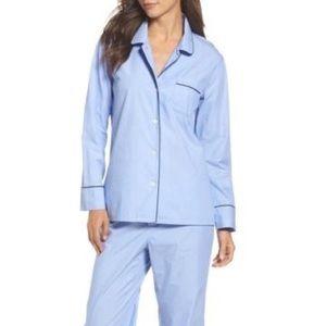 J. Crew vintage cotton pajama top small